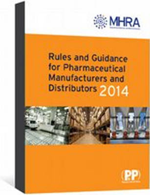 Rules and Guidance for Pharmaceutical Manufacturers and Distributors (The Orange Guide) 2014 (Paperback)