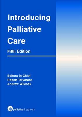 Introducing Palliative Care (Paperback)