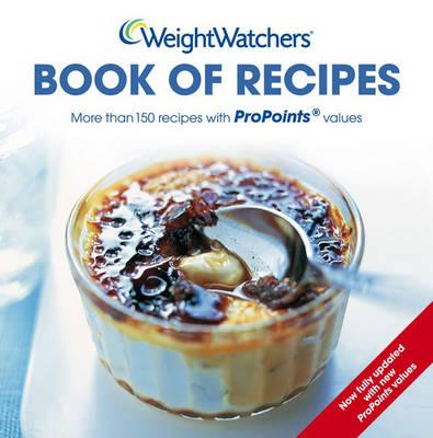 Weight Watchers Book of Recipes - WEIGHT WATCHERS (Paperback)