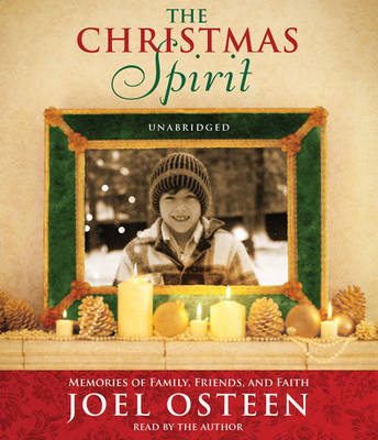 A Christmas Spirit unabridged CD: Memories of Family, Friends, and Faith (CD-Audio)