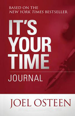 It's Your Time Journal (Hardback)