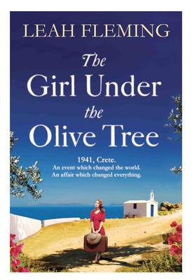 The Girl Under the Olive Tree (Hardback)