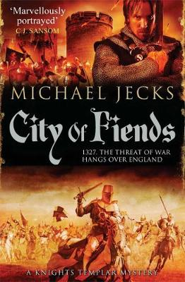 City of Fiends (Paperback)