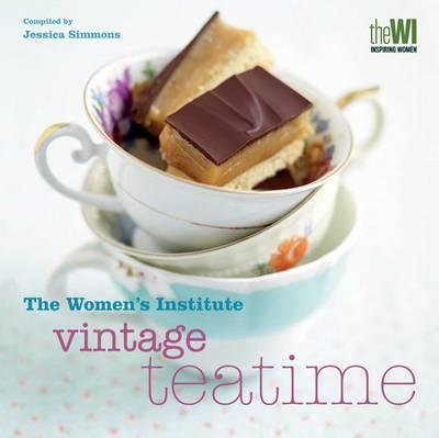 Women's Institute: Vintage Teatime - WOMENS INSTITUTE (Hardback)