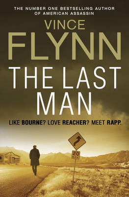 The Last Man - The Mitch Rapp Series 11 (Paperback)