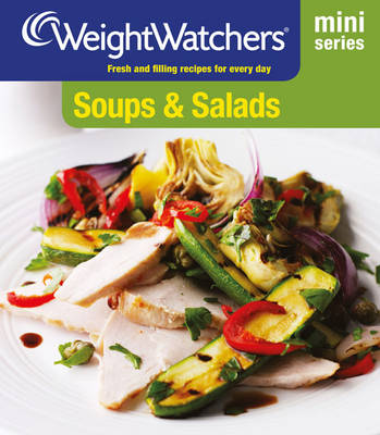 Weight Watchers Mini Series: Soups & Salads (Paperback)