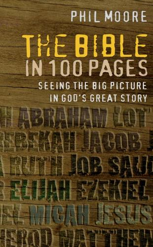 The Bible in 100 Pages: Seeing the big picture in God's great story (Paperback)