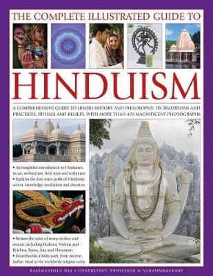 Complete Illustrated Guide to Hinduism (Paperback)