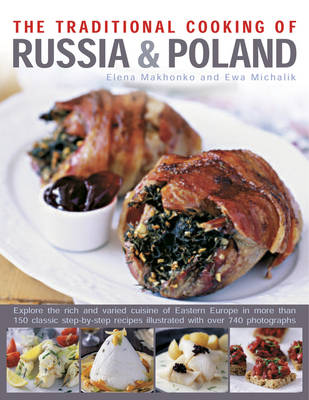 Traditional Cooking of Russia & Poland (Hardback)