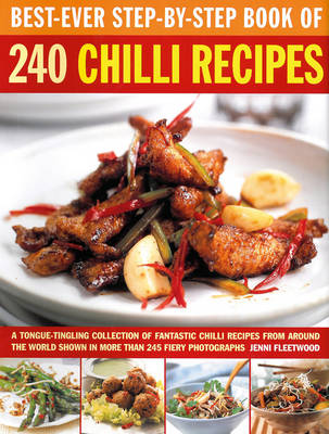 Best Ever Step-by-Step Book of 240 Chilli Recipes (Paperback)