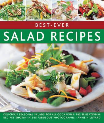 Best-Ever Salad Recipes (Paperback)
