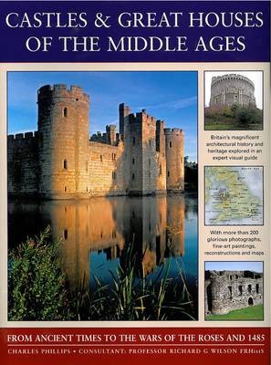 Castles & Great Houses of the Middle Ages (Paperback)
