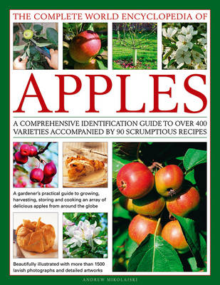 The Complete World Encyclopedia of Apples (Hardback)