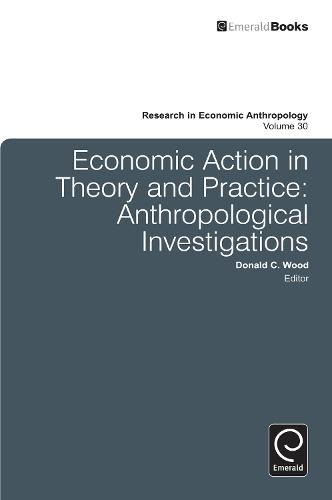 Economic Action in Theory and Practice: Anthropological Investigations - Research in Economic Anthropology 30 (Hardback)