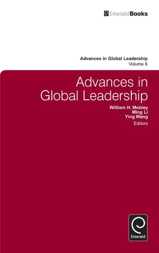 Advances in Global Leadership - Advances in Global Leadership 6 (Hardback)