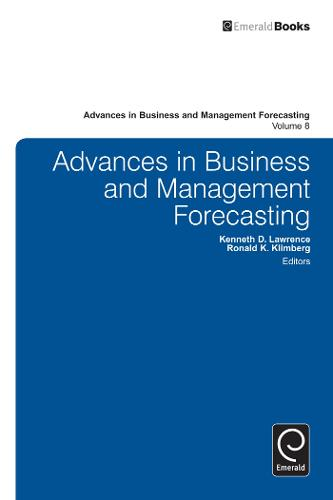 Advances in Business and Management Forecasting - Advances in Business and Management Forecasting 9 (Hardback)