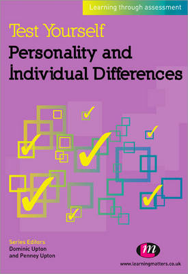 Test Yourself: Personality and Individual Differences: Learning through assessment - Test Yourself ... Psychology Series (Paperback)