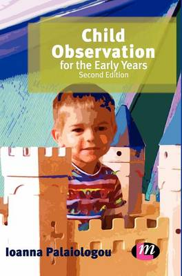 Child Observation for the Early Years - Early Childhood Studies Series (Hardback)