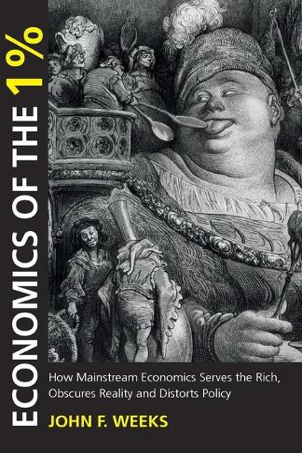 Economics of the 1% - Anthem Other Canon Economics 1 (Paperback)