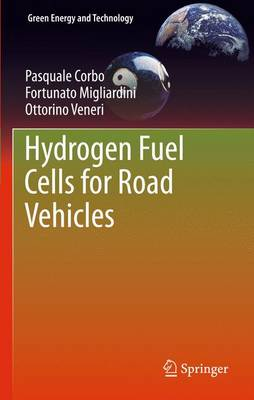 Hydrogen Fuel Cells for Road Vehicles - Green Energy and Technology (Hardback)