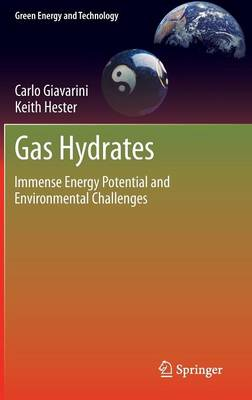 Gas Hydrates: Immense Energy Potential and Environmental Challenges - Green Energy and Technology (Hardback)