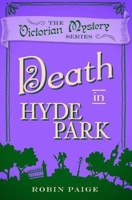Death At Hyde Park (Paperback)