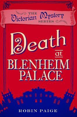 Death At Blenheim Palace (Paperback)