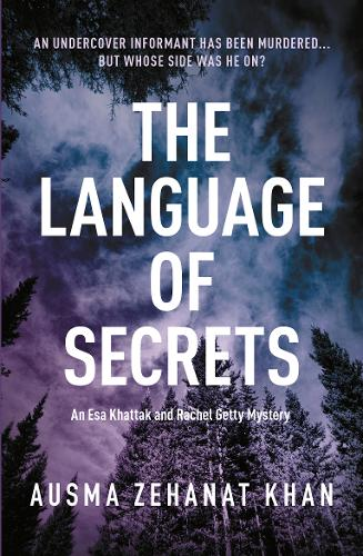 The Language Of Secrets: A Esa Khattak and Rachel Getty Mystery (Book 2) (Paperback)
