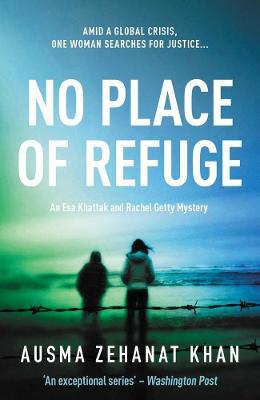 No Place Of Refuge (Paperback)