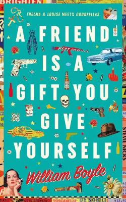 A Friend Is A Gift You Give Yourself (Paperback)