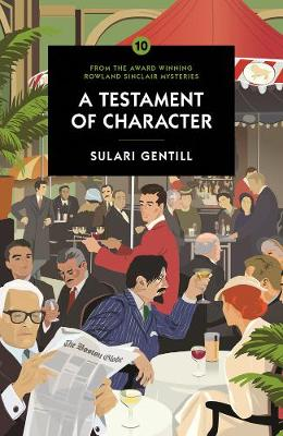 A Testament Of Character (Paperback)