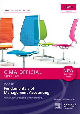 C01 Fundamentals of Management Accounting - Study Text (Paperback)