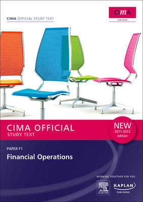 F1 Financial Operations - Study Text (Paperback)