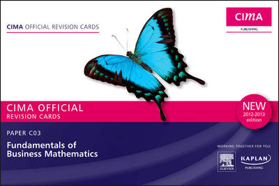 C03 Fundamentals of Business Mathematics - Revision Cards (Paperback)