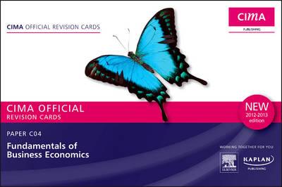 C04 Fundamentals of Business Economics - Revision Cards (Paperback)