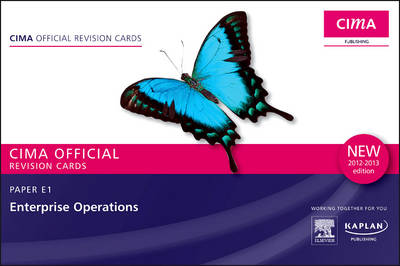 E1 Enterprise Operations - Revision Cards (Paperback)
