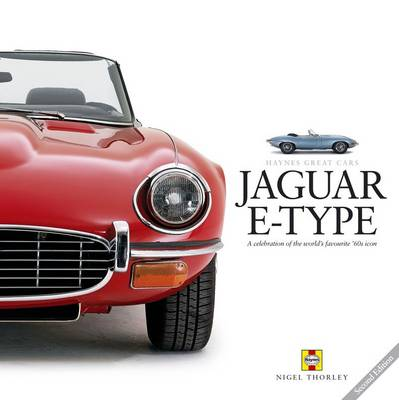 Jaguar E-type - Haynes Great Cars Series (Hardback)