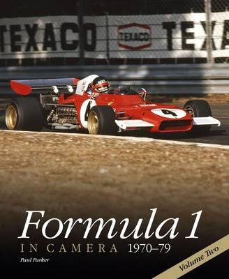 Formula 1 in Camera 1970-79 Vol 2 (Hardback)