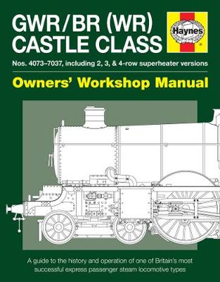 Castle Class Manual: An insight into restoring, maintaining and operati (Hardback)