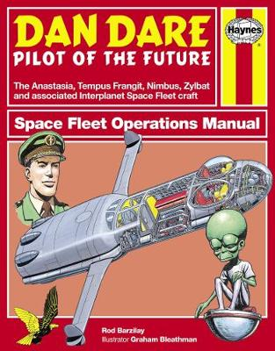 Dan Dare: Spacefleet Operations Manual (Hardback)