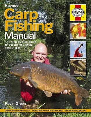 Carp Fishing Manual: The step-by-step guide to becoming a better carp angler (Hardback)