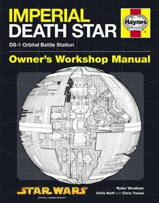 Imperial Death Star Manual: DS-1 Orbital Battle Station (Hardback)