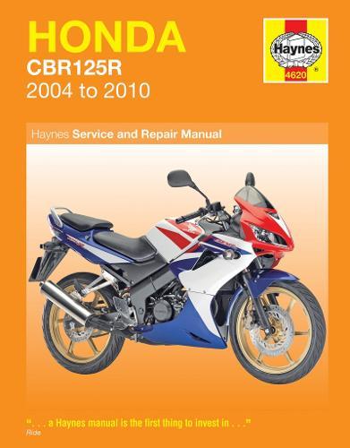 Honda CBR125R (04 - 10) (Paperback)