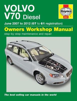 Volvo V70 Diesel (June 07 - 12) 07 To 61 (Hardback)