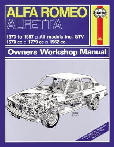 Alfa Romeo Alfetta: 1973-87 (Paperback)
