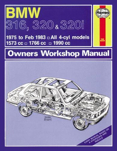 BMW 316, 320 & 320I (Paperback)