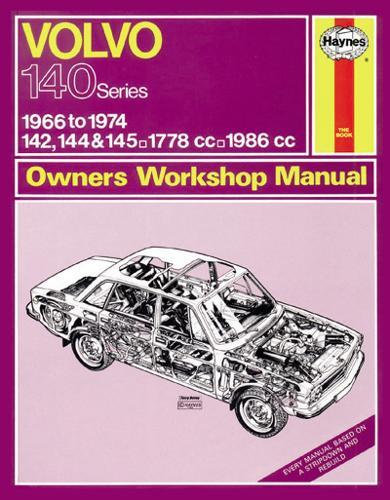 Volvo 142, 144 & 145: 66-74 (Paperback)