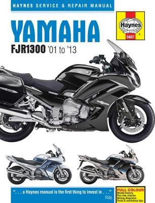 Yamaha Fjr1300 (01 - 13) (Hardback)