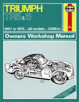 Triumph Tr5 & Tr6 Owner's Workshop Manual (Paperback)