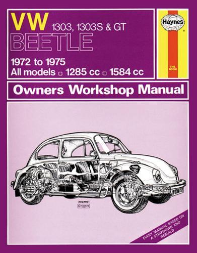VW Beetle 1303 (Paperback)